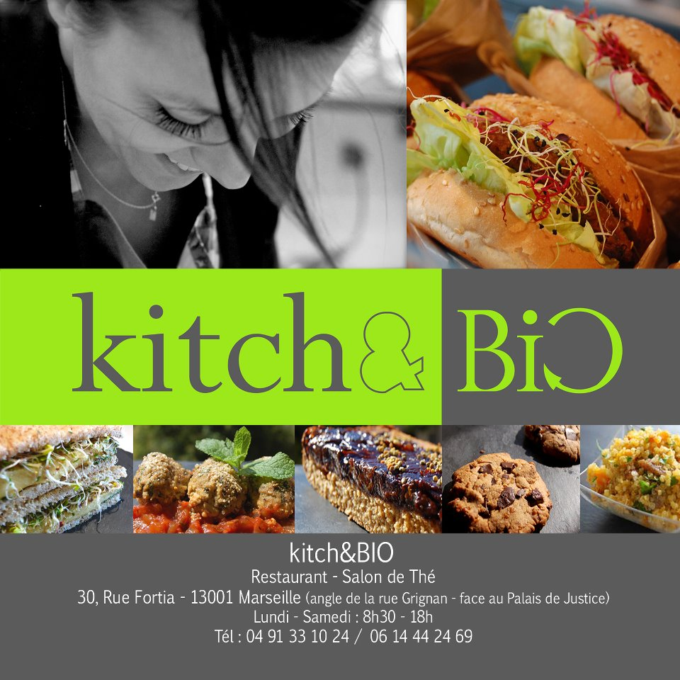 Restaurant – Kitch & BIO – 13001