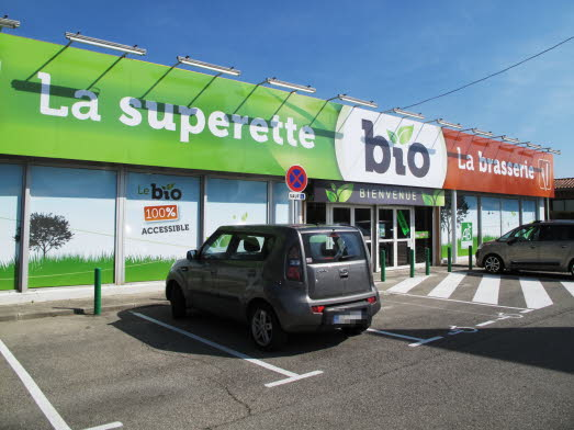 Epicerie BIO – La superette Bio – Avignon