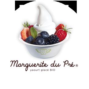 Marguerite du Pré® : le yaourt glacé BIO jusqu'au 30 septembre à Marseille