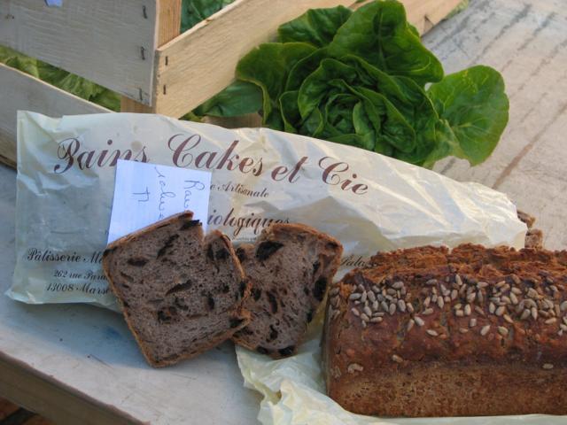 Boulangerie BIO – Pains Cakes et Cie – Marseille 13008