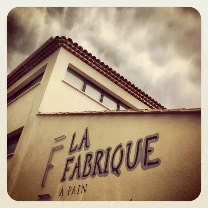 Boulangerie BIO – La Fabrique à Pain – Aix en Provence