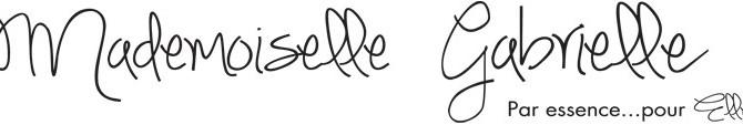 Mademoiselle Gabrielle, marque de beauté BIO 100 % made in Provence