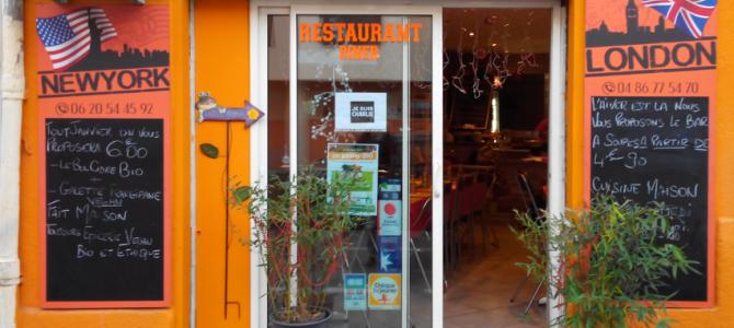 Restaurant Végétarien et végétalien Bio – LondonNewyork à Marseille 6ème