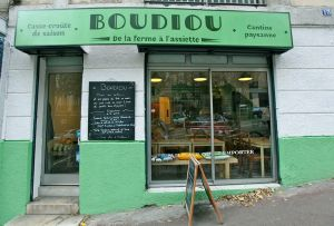 Restaurant – Boudiou – 13006