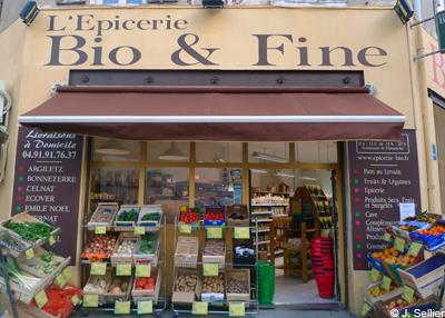 Epicerie – L'Epicerie Bio et Fine – 13007