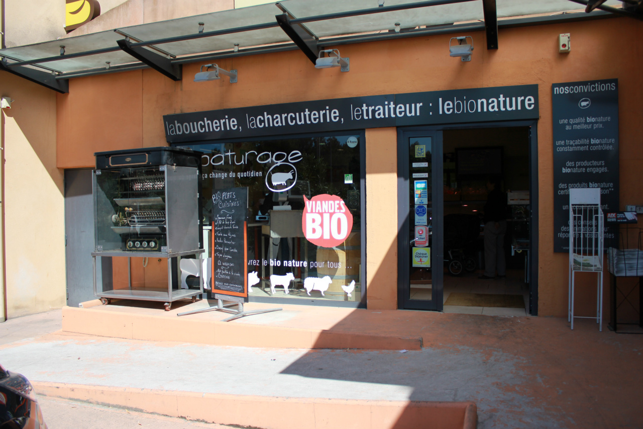 """Suivez les actus de la boucherie bio """"Le Paturage"""" à Aix en Provence sur leur blog"""