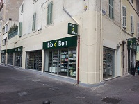 Epicerie BIO – Bio c Bon – 13006