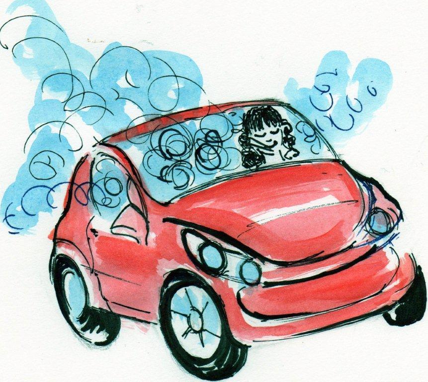 Vaincre la pollution dans sa voiture