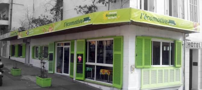 Restaurant Bio – Café l'Ecomotive – 13001