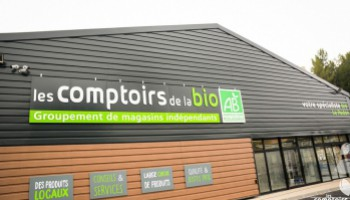 Les Comptoirs de la Bio dans le 9 ème à Marseille